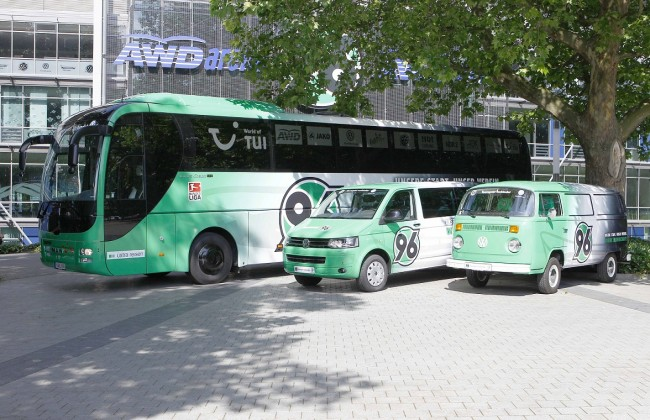 Hannover 96, Bus
