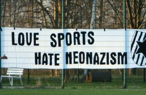 Banner aus der Bezirksliga