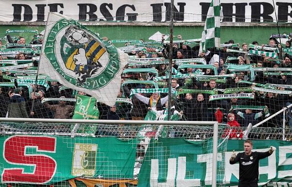 Leipzig 16 11 2014 Alfred Kunze Sportpark Fußball Landesliga Sachsen BSG Chemie Leipzig vs FSV