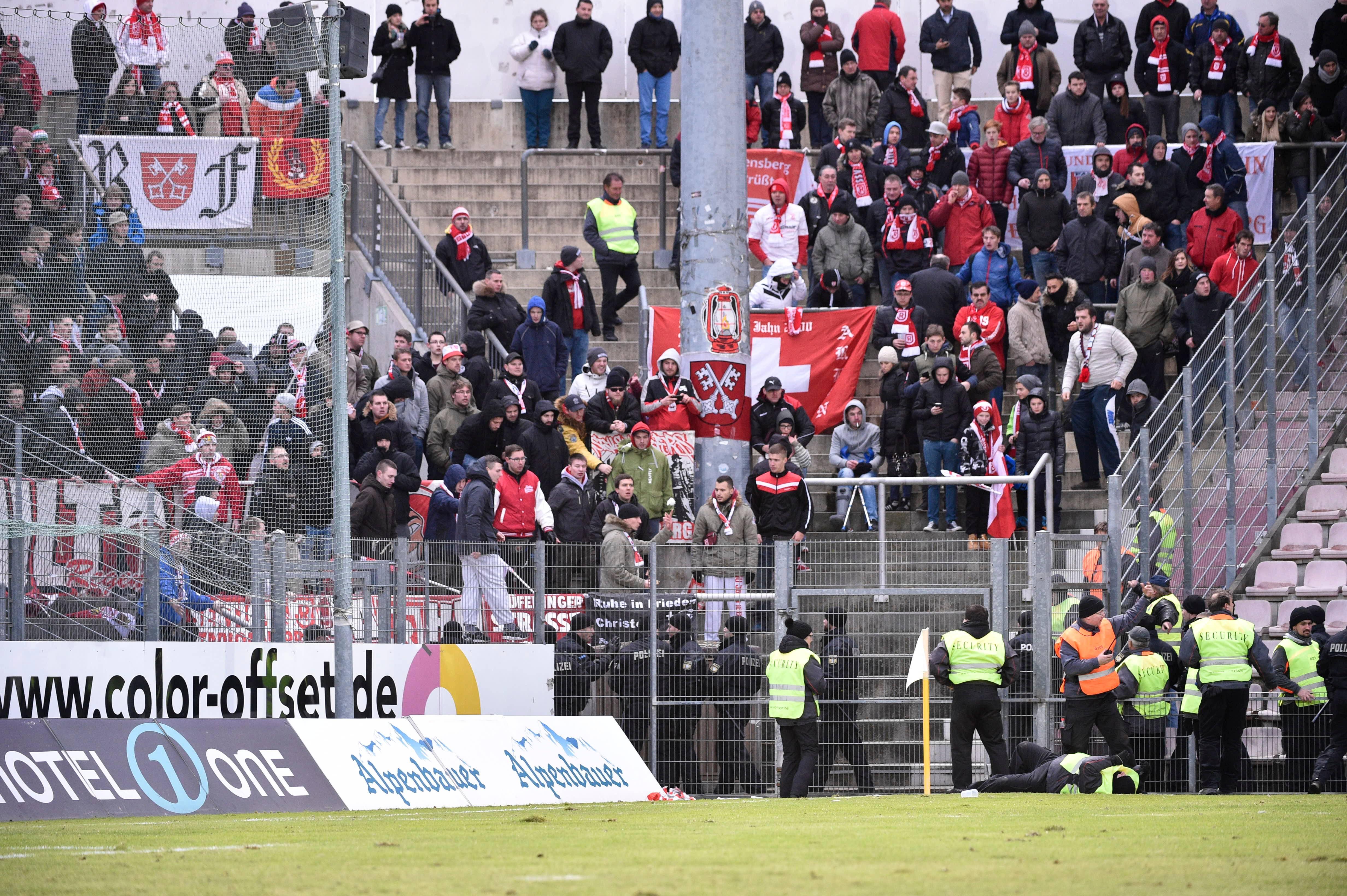 Jahn Regensburg Ultras