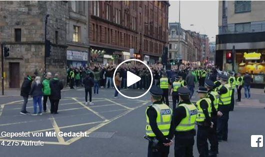 Gladbach Glasgow